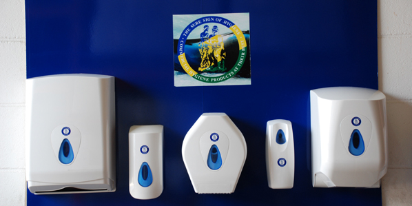 Point Contact Hand Hygiene Products For East Anglia